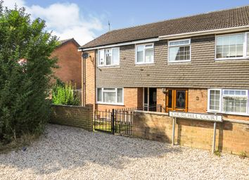 Thumbnail 3 bed semi-detached house for sale in Churchill Court, Dereham