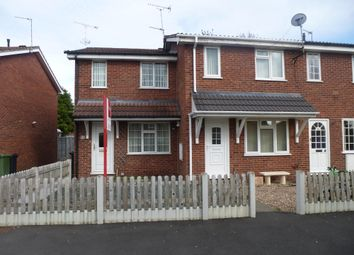 Thumbnail 2 bed mews house to rent in Malpas Road, Northwich
