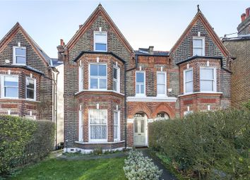 Thumbnail 3 bed flat for sale in Coleraine Road, London