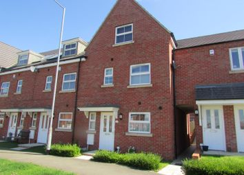Thumbnail 4 bedroom town house for sale in Tyne Way, Rushden
