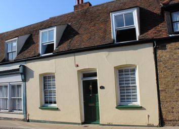 2 bed terraced house for sale in West Street, Rochford, Essex SS4