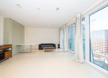 Thumbnail Studio to rent in Bezier Apartments, City Road, London