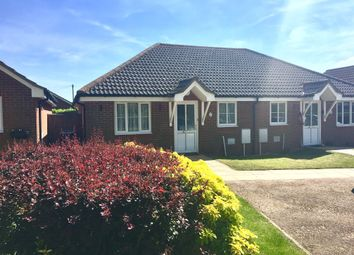 Thumbnail 2 bedroom semi-detached bungalow for sale in The Oaks, Mattishall, Dereham