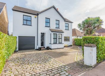 Thumbnail 5 bed detached house for sale in Watersplash Road, Shepperton