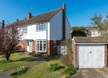 3 bed semi-detached house for sale in River Court, Chartham, Canterbury CT4