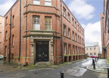 Thumbnail 1 bed flat for sale in The Swanns Building, Nottingham