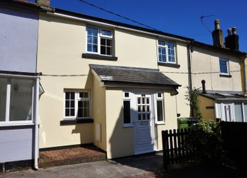 Thumbnail 3 bed terraced house for sale in Radway Street, Bishopsteignton, Teignmouth