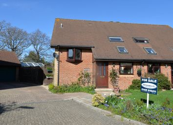 3 bed semi-detached house for sale in Yerville Gardens, Hordle, Lymington SO41