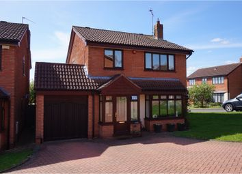 Thumbnail 4 bed detached house for sale in The Tynes, Stoke Heath
