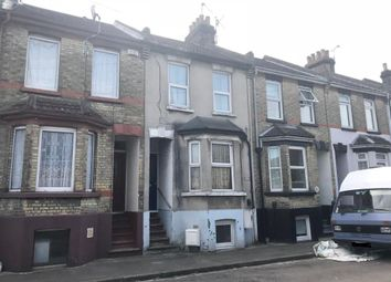 Thumbnail 1 bed block of flats for sale in 63 Ernest Road, Chatham, Kent