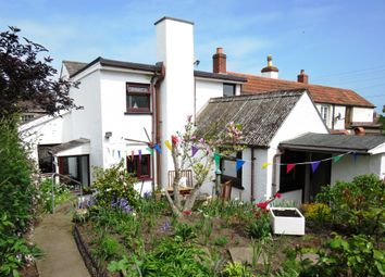 Thumbnail 2 bed end terrace house for sale in Station Road, Washford, Watchet