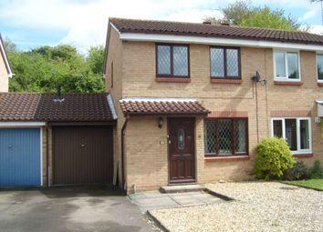 Thumbnail 3 bed semi-detached house to rent in Roman Way, Bicester