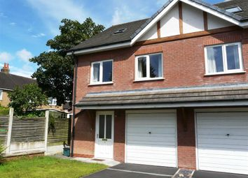 Thumbnail 3 bedroom town house to rent in Alpine Heights, Garstang, Preston