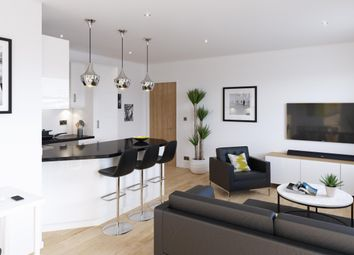 Thumbnail 2 bed flat for sale in Redcatch Road, Bristol, Somerset