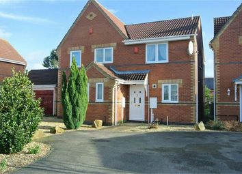 Thumbnail 2 bed end terrace house to rent in Paddington Way, Morton, Bourne, Lincolnshire