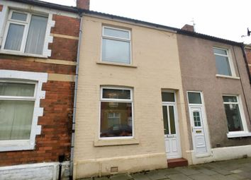 Thumbnail 2 bedroom terraced house for sale in Durham Street, Cardiff