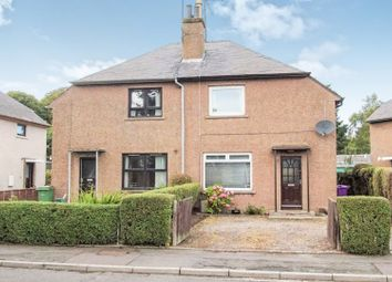 Thumbnail 2 bed semi-detached house for sale in Tennis Road, Carnoustie