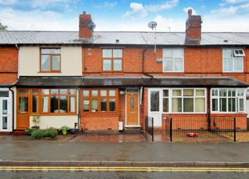 Thumbnail 2 bed terraced house to rent in Heathfield Road, Redditch