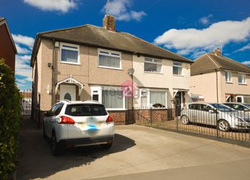Thumbnail 3 bed semi-detached house for sale in School Road, Beighton, Sheffield
