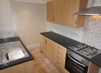 Thumbnail 2 bed terraced house to rent in Sutton Hall Road, Bolsover, Chesterfield