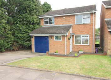 Thumbnail 4 bed detached house for sale in Buckingham Drive, Luton, Bedfordshire