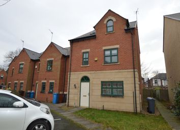 Thumbnail 4 bed property to rent in Schuster Road, Manchester