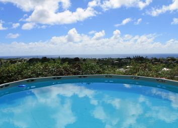Thumbnail 6 bed villa for sale in Clapham Heights, Ocean View Too, Barbados