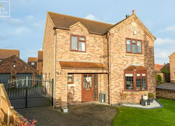 Thumbnail 4 bed detached house for sale in The Rookery, Scotter, Gainsborough