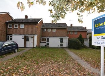 Thumbnail 2 bed terraced house for sale in Basildon, Essex