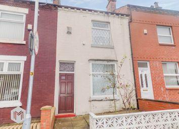 Thumbnail 2 bedroom terraced house for sale in Sadler Street, Bolton