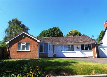 Thumbnail 3 bed detached bungalow for sale in Clarence Road, Four Oaks, Sutton Coldfield