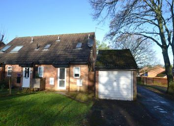 Thumbnail 1 bed end terrace house for sale in Foxglove Drive, Bordon