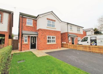Thumbnail 3 bedroom detached house for sale in The Willows, Chapel Road, Hesketh Bank, Preston