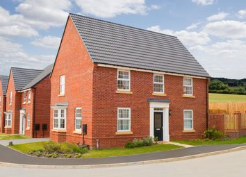 "Thumbnail 4 bed detached house for sale in ""Cornell"" at Trowbridge Road, Westbury"