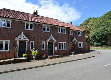 Thumbnail 3 bed terraced house for sale in Hall Close, Heacham, King's Lynn, Norfolk.