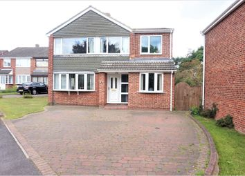 Thumbnail 5 bed detached house for sale in Amesbury Crescent, Middlesbrough