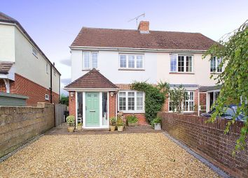 Thumbnail 3 bedroom semi-detached house for sale in Parchment Street, Chichester