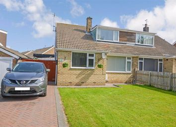 Thumbnail 3 bed semi-detached bungalow for sale in Marritt Way, Keyingham, East Yorskhire