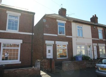 Thumbnail 2 bedroom semi-detached house for sale in Trent Street, Alvaston, Derby