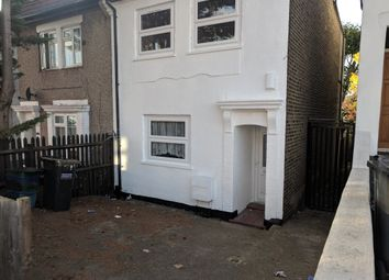 Thumbnail 3 bed end terrace house to rent in Whitehorse Road, Croydon, Surrey