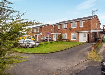 Thumbnail 2 bed semi-detached house for sale in Chestnut Road, Langley Mill, Nottingham