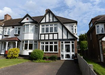 Thumbnail 3 bedroom end terrace house for sale in Langley Way, West Wickham