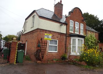 Thumbnail 2 bed cottage to rent in Wanlip Road, Syston