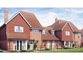 Thumbnail 4 bed link-detached house for sale in Blaxland Grange, Sittingbourne