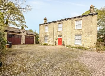 Thumbnail 4 bedroom detached house for sale in Calder Cottage, Hare Hill Road, Littleborough