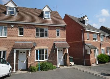 Thumbnail 3 bed property to rent in Gillquart Way, Coventry