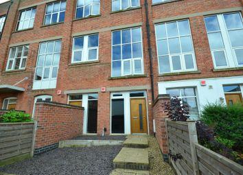 Thumbnail 2 bed town house for sale in Wheatsheaf Way, Leicester