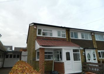 Thumbnail 3 bed semi-detached house to rent in Francis Road, Stechford, Birmingham