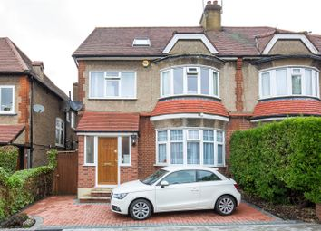 Thumbnail 5 bed semi-detached house for sale in Holden Road, Woodside Park, London
