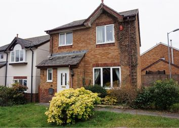 Thumbnail 3 bed detached house for sale in Chapman Court, Saltash